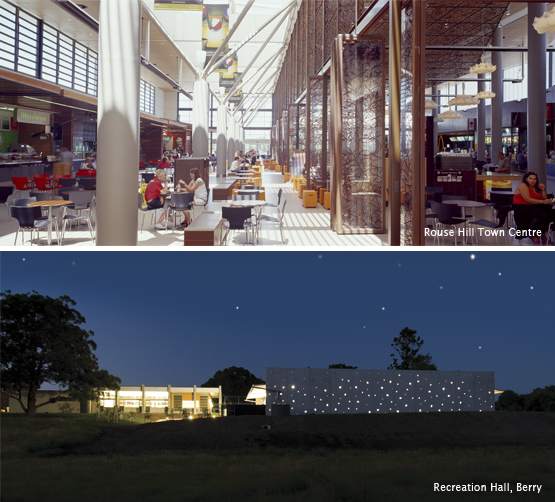 Announcement: Two Allen Jack+Cottier projects shortlisted in the 2008 RAIA Awards
