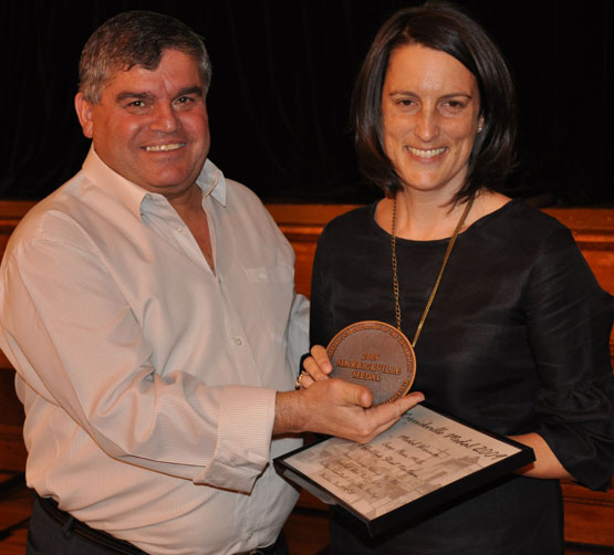 Flourmill Studios receives 2009 Marrickville Medal