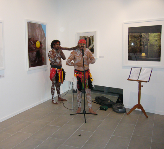 Queensland Centre of Photography opens with song and dance