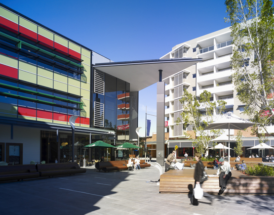 Press Release: Rouse Hill Town Centre wins global urban design award.