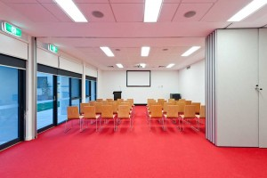 Robert Menzies College_lecture_room, student housing