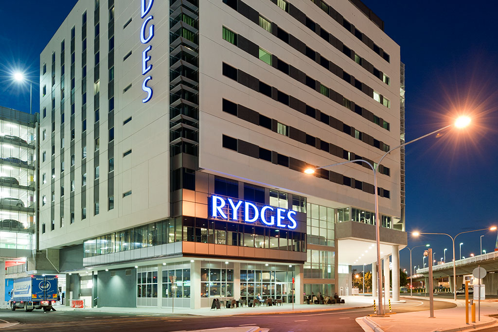 Rydges Siah Sydney International Airport Hotel Allen Jack Cottier Architects