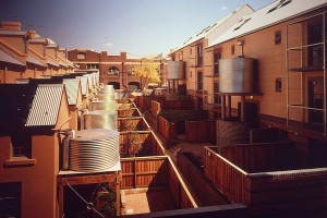 affordable housing_water-tanks, multi residential,high density