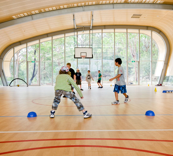 Press Release: Little Aussie sports and recreation hall wins silver at 2013 International Design Olympics