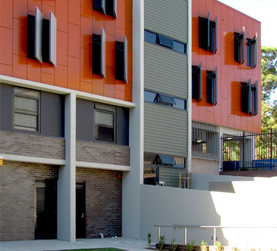 Press Release: 102 bed AJ+C designed student housing project opens at Macquarie University.