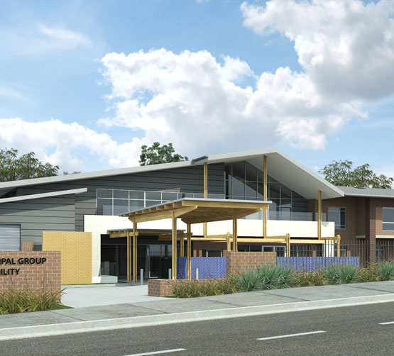 Press Release: Quakers Hill Nursing Home Breaking of the First Ground