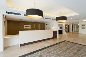 Bupa bankstown entry reception