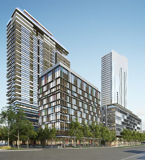 Parramatta New office precinct to house thousands of workers and residents in Parramatta's iconic Auto Alley