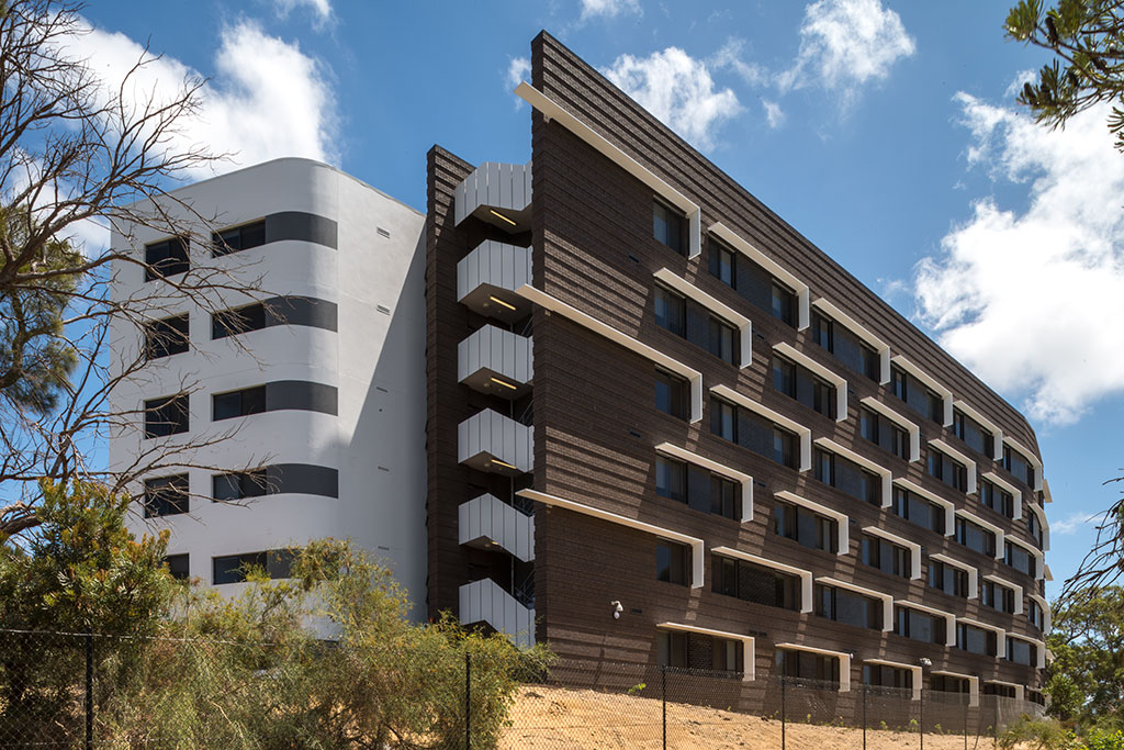 New Project Release: New Student Housing at Joondalup, Western Australia
