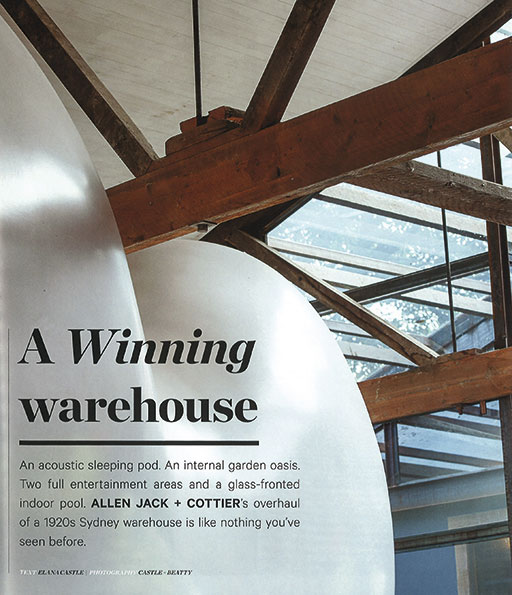 A Winning Warehouse