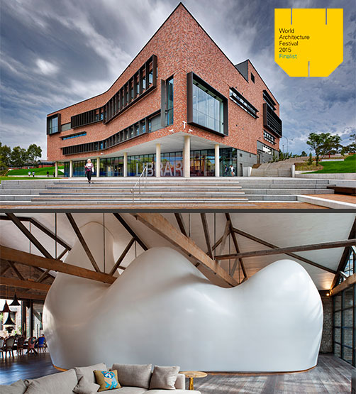 Two Allen Jack+Cottier projects shortlisted for World Architecture Festival 2015 Awards in November
