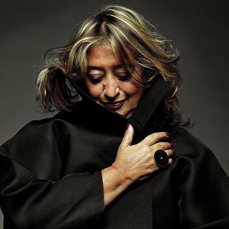 Rest in Peace Vale Zaha Hadid. Your legacy will challenge and inspire generations of architects.