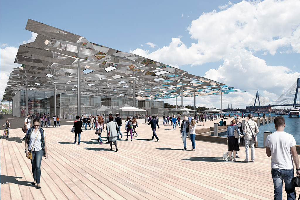 Sydney Fish Market Reference Project