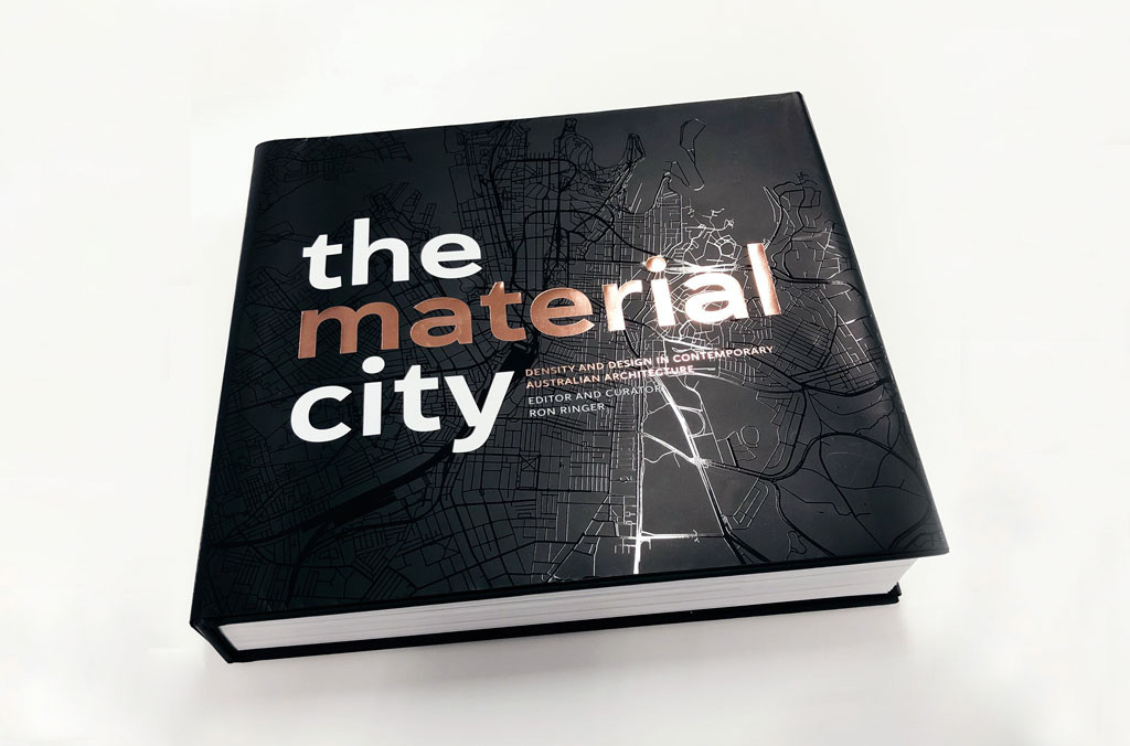 'The Material City' Book Launch
