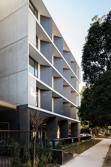 Rosebery's 'The Burcham' A Stable Example Of Modern Sustainable Living