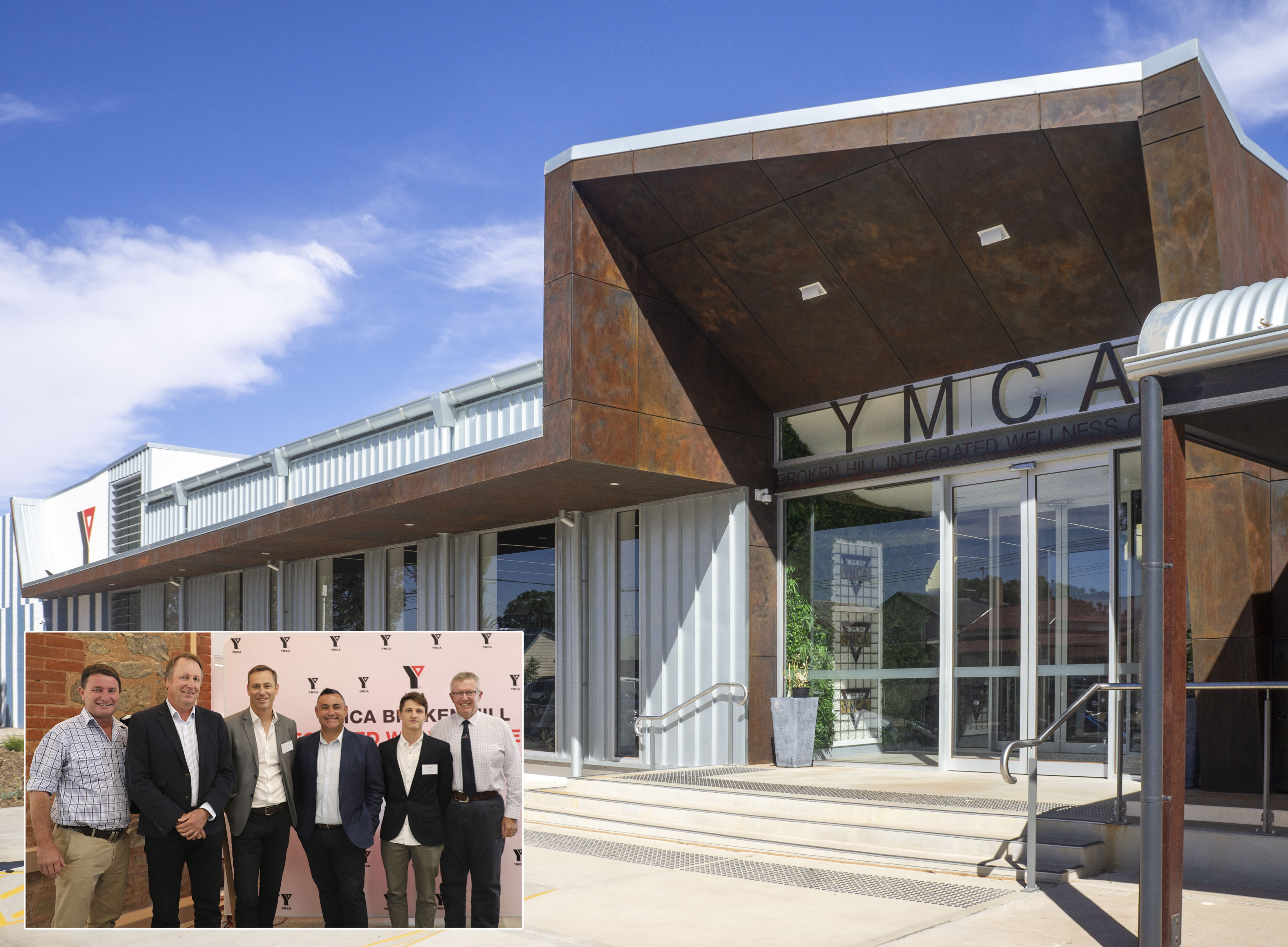 YMCA opens new Integrated Wellness Centre in Broken Hill