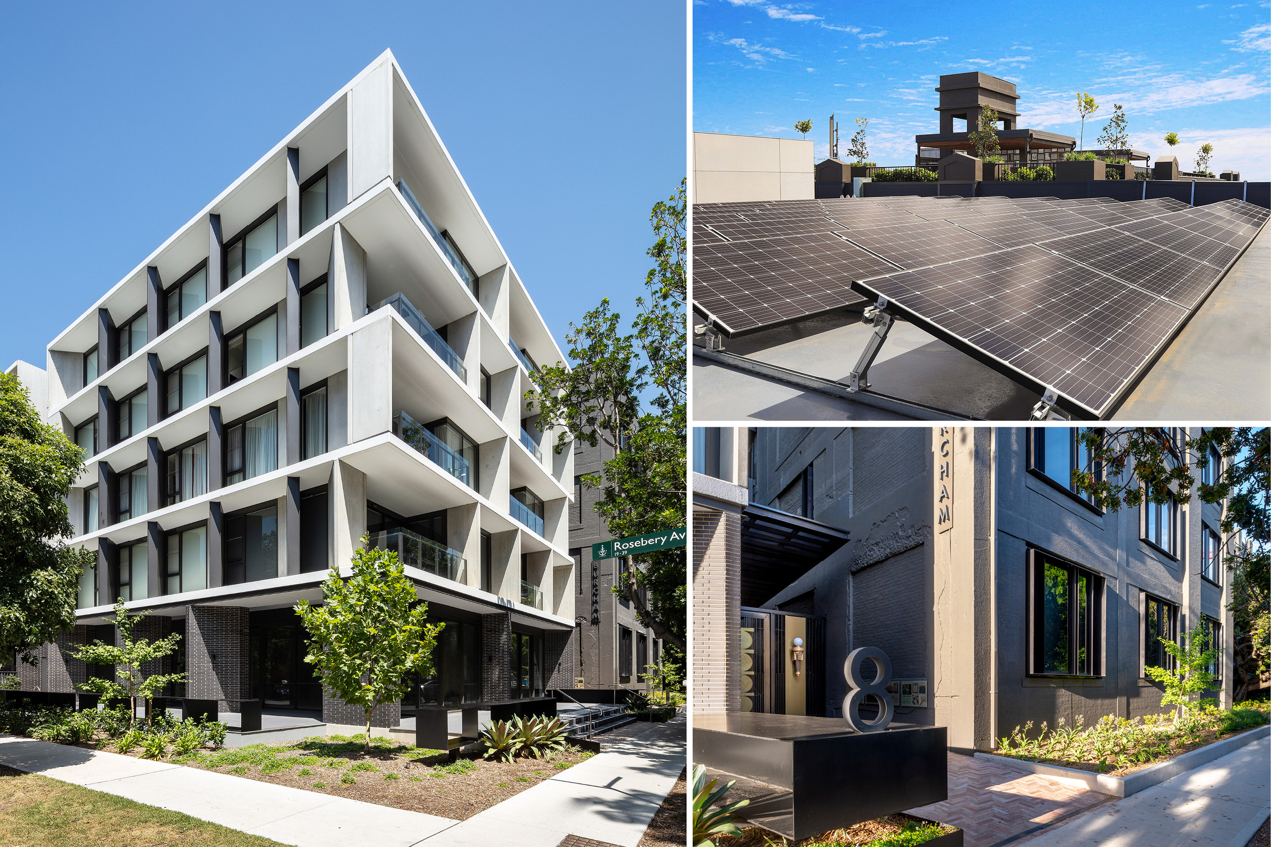 The Burcham shortlisted three times in the 2019 UDIA Awards