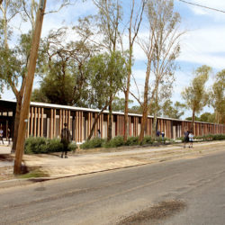 PCYC Walgett Sports Centre view from the street